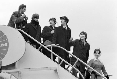 Beatles-Arrive-In-America